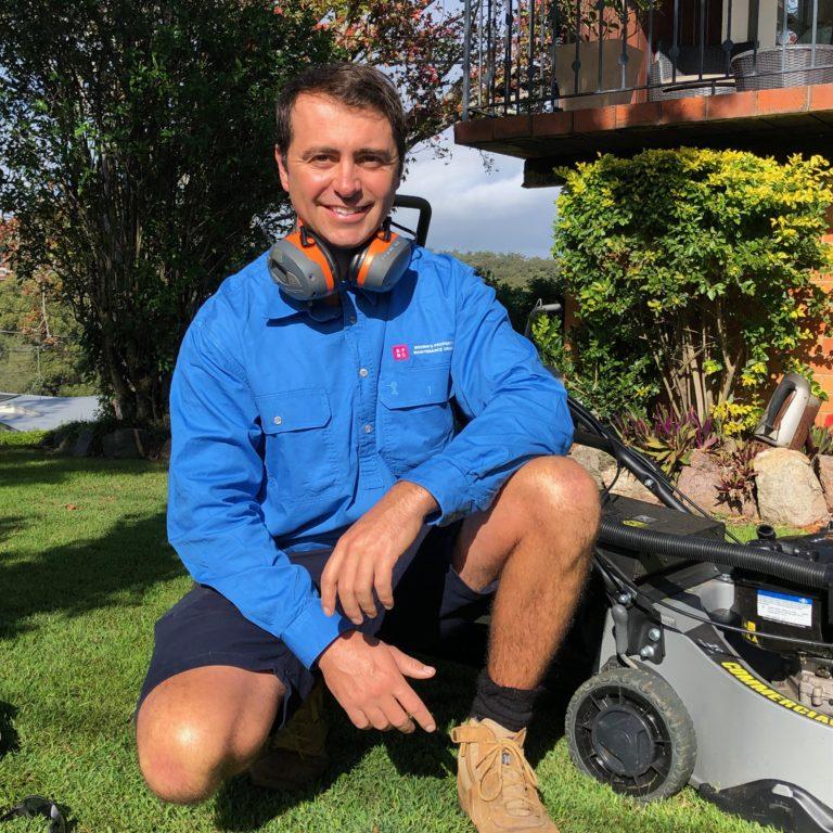 Lawn Mowing in Brisbane