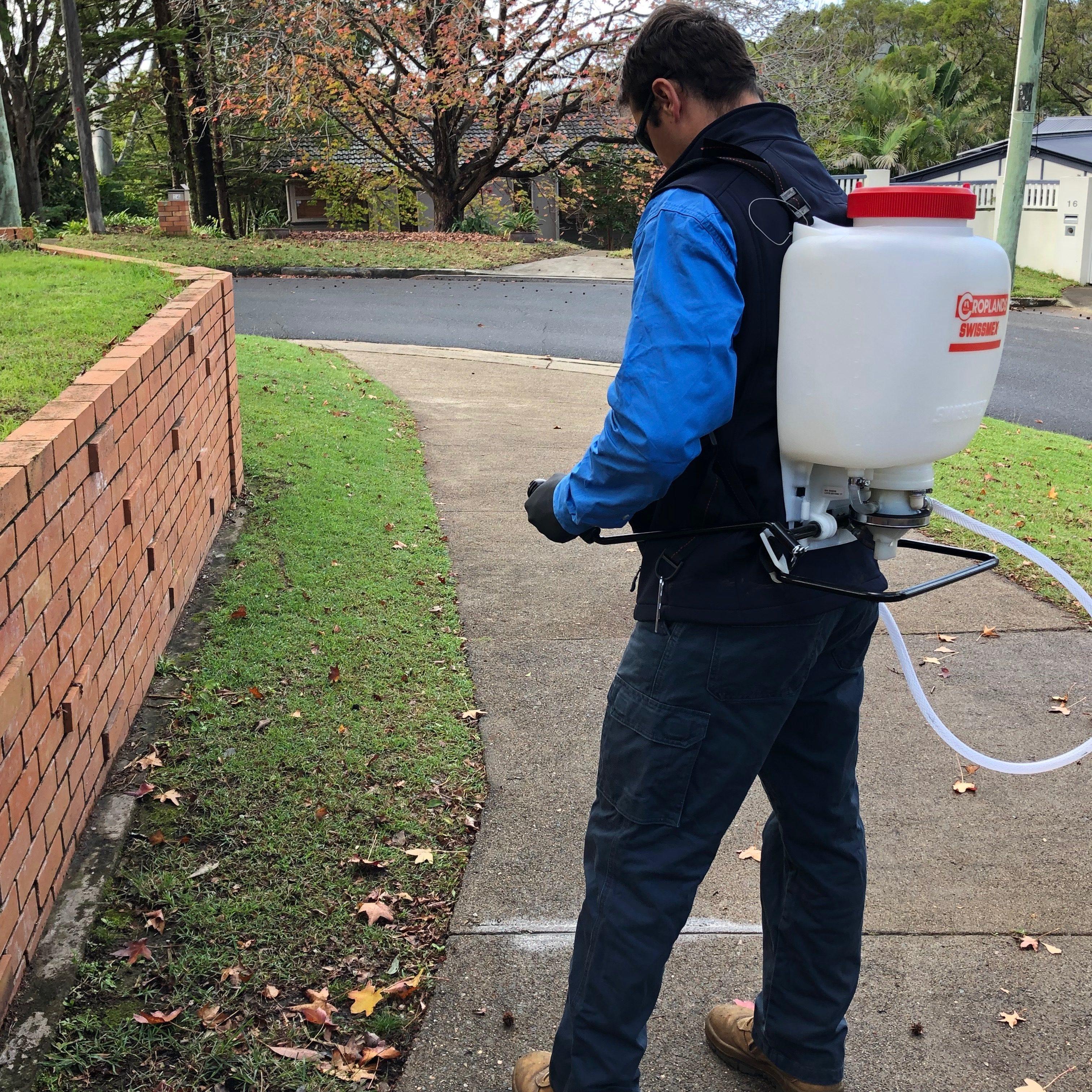 Weed Spraying in Brisbane